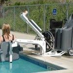 handicap pool lift