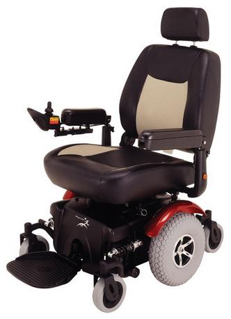 Merits Health P327 Vision Super Power Wheelchair