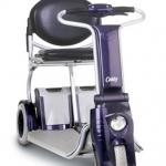 The Caddy Folding Mobility Scooter by AFIKIM