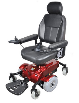 The 3 Best Power Wheelchairs for Disabled People - Mobility ...