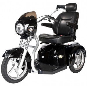 Awesome looking mobility scooter: The Maverick .