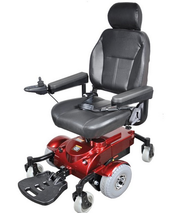 Best Power Wheelchairs for Someone with a Disability : Mobility ...