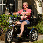 reliable mobility scooter for outdoor travel