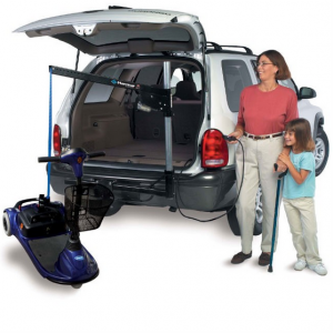 trunk mount mobility scooter lift for suvs