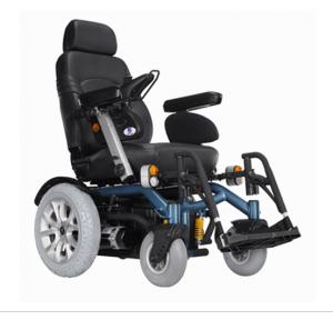Challenger CL: The Premier 4 wheel power wheelchair