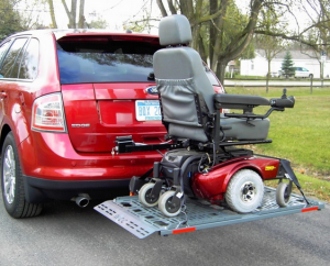 mobility scooter lift for suvs