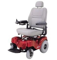 p710 power wheelchair with the highest weight capacity