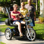 An Affordable Mobility Scooter