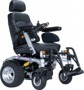 What are the Highest Quality Power Wheelchairs
