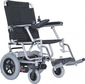 Merits Health P182 Heavy-Duty Folding Power Wheelchair
