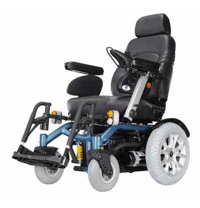 Heartway USA Challenger CL Power Wheelchair