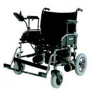 Merits Health P183 Heavy-Duty Folding Power Wheelchair
