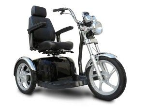 EV Rider SportRider SGL 3-Wheel Mobility Scooter