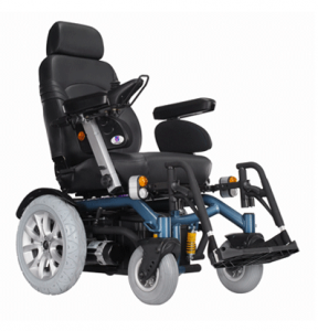 Heartway USA Challenger CL Power Wheelchair