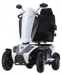 Heartway USA S12S Vita S Sport Mobility Scooter (2)