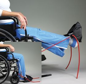 The Movability of a Power Chair