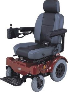 CTM HS-5600 Power Wheelchair