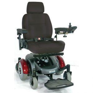 Image EC Power Wheelchair