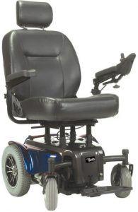 Medalist HD Power Wheelchair.