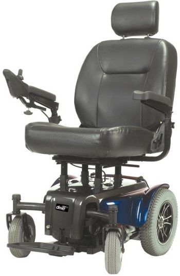 Medalist HD Power Wheelchair.
