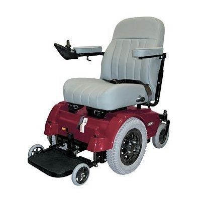 Long Distance Power Wheelchair: BOSS 4.5 Power Wheelchair
