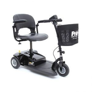 Quality Power Wheelchair Give-Away