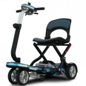 EV Rider TranSport 4 Wheel Mobility Scooter