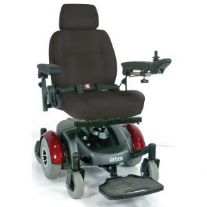 Image EC Power Wheelchair