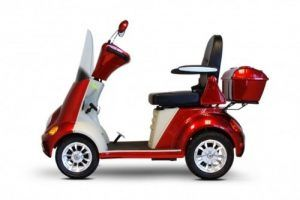 EWheels EW-52 4-Wheel Mobility Scooter