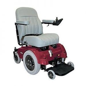 BOSS 4.5 Power Wheelchair