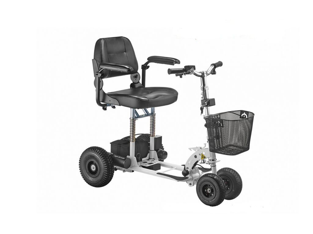 Supascoota Sport Mobility Scooter is a Best Mobility Scooter