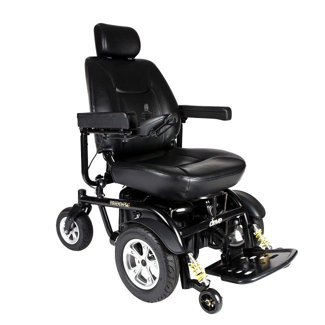 Trident HD Power Wheelchair