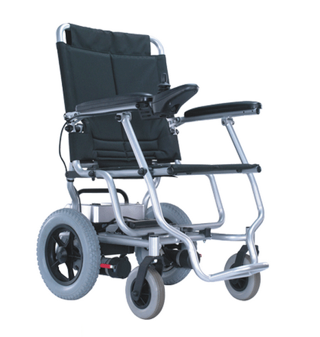 The Heartway USA PUZZLE P15S Folding Power Wheelchair
