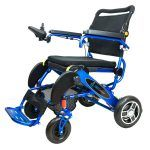 Geo Cruiser Elite EX Folding Power Wheelchair