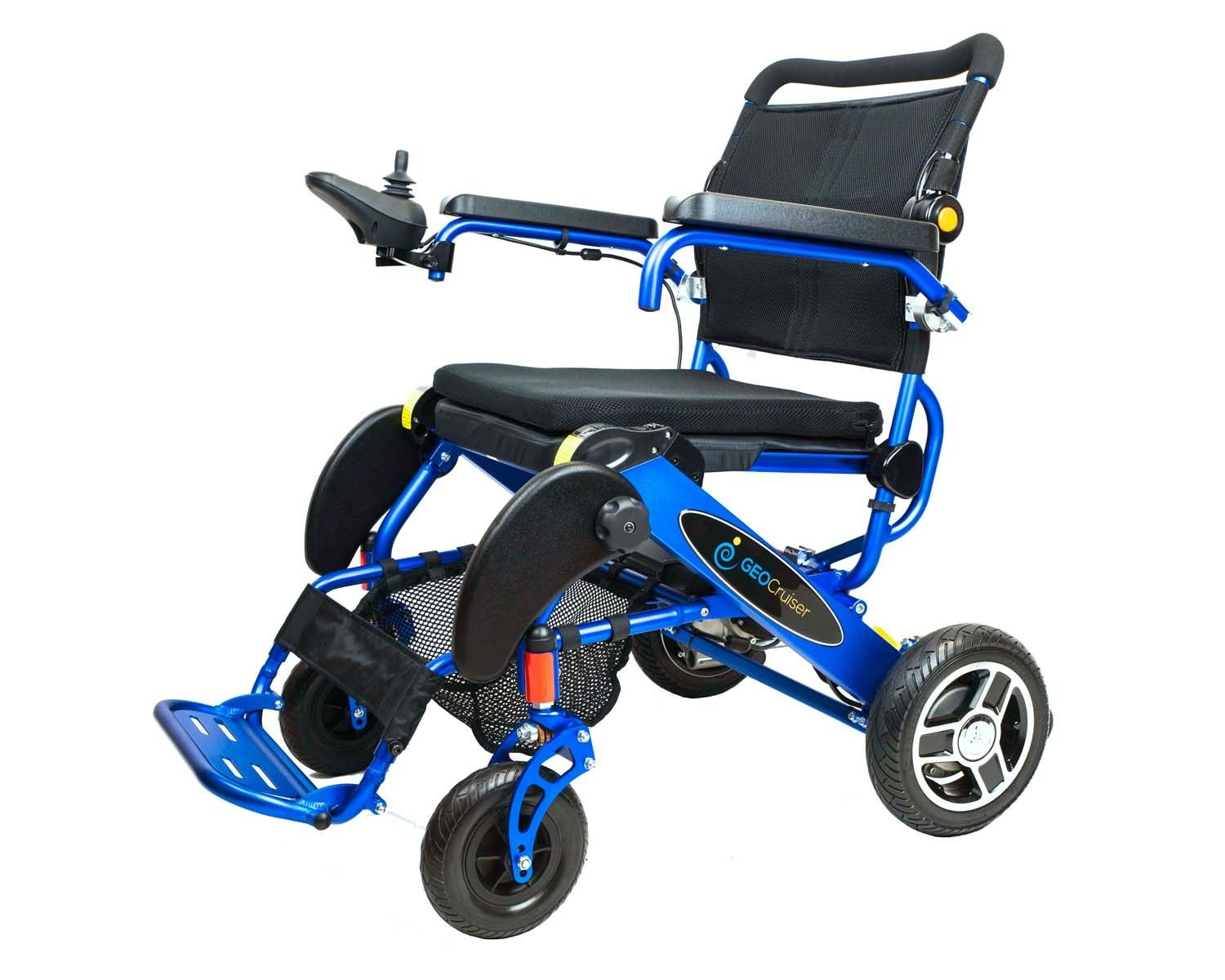 Mary Loves Our Electric Wheelchairs For Traveling