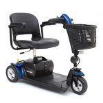 Pride Go-Go Sport Mobility Scooter 3-Wheel