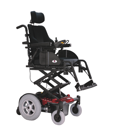 Vision Quality Power Wheelchair