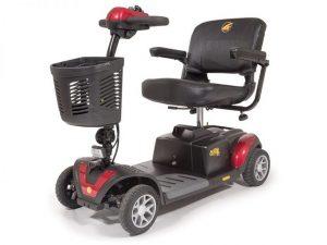 Golden Buzzaround XL-HD Mobility Scooter 4-Wheel