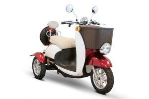 EWheels EW-11 Sport 3-Wheel Mobility Scooter