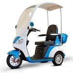 EWheels EW-44 Sport 3-Wheel Mobility Scooter