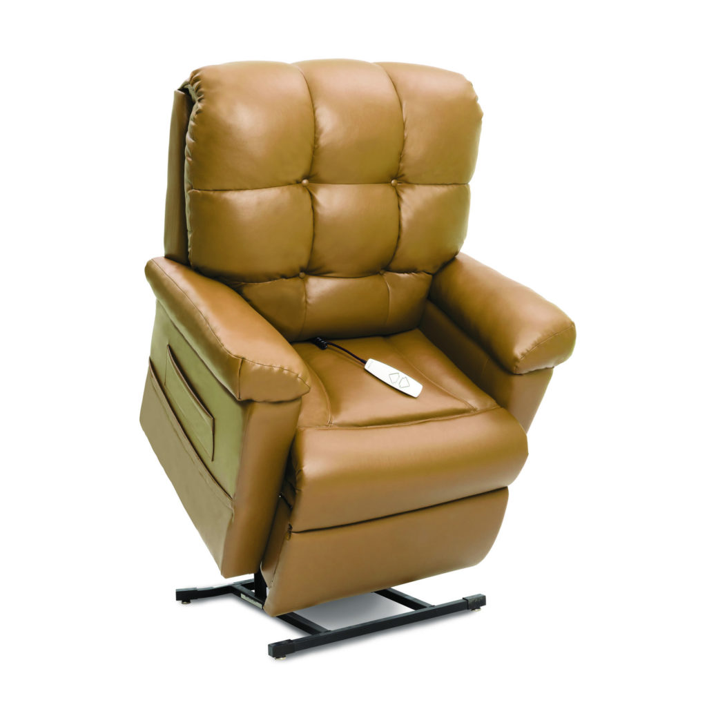 Pride Oasis LC-380 Lift Chair 3 Position. Photo via Mobility Scooters Direct.