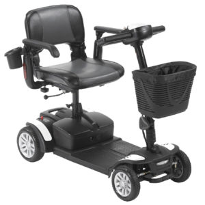 Drive Medical Spitfire EX-2 - 4 Wheel Mobility Scooter