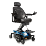 Jazzy Air 2 Elevating Power Wheelchair. (Mobility Scooters Direct photo)