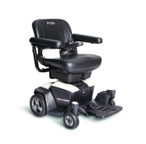 Pride Go Chair power wheelchair. (Credit: Mobility Scooters Direct)