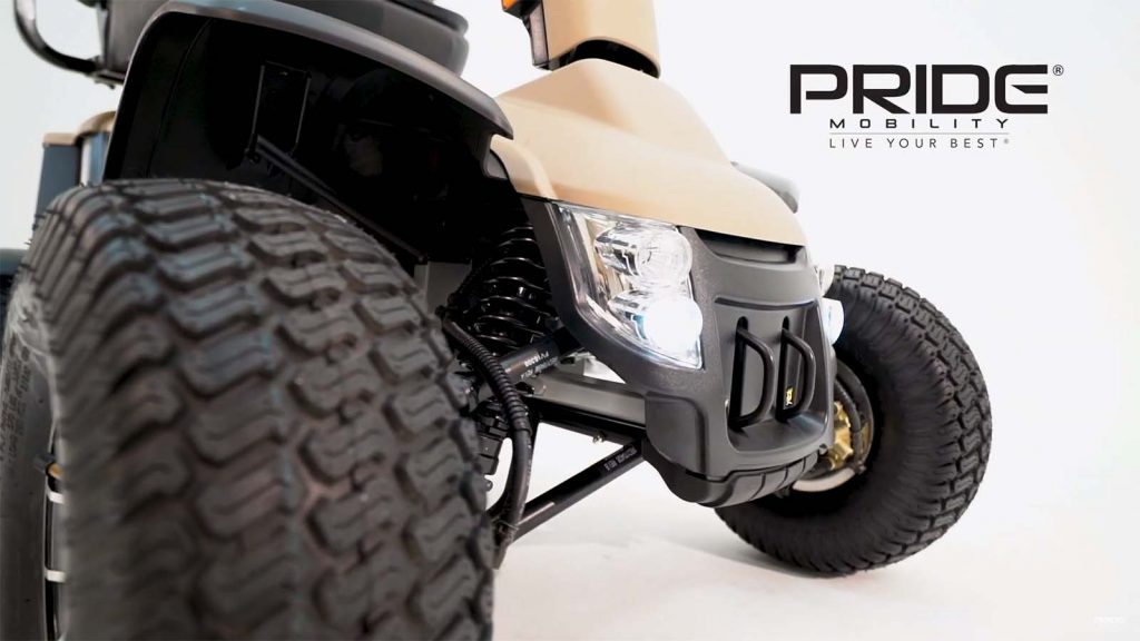 2019 Pride Mobility to Release New Mobility Scooters ZT10 & Wrangler