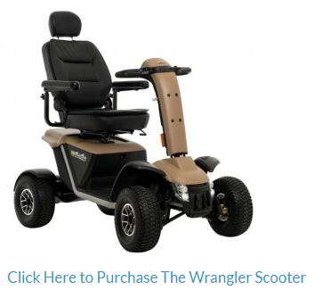 wrangler scooter for sale