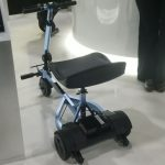 pride light weight scooter prototype
