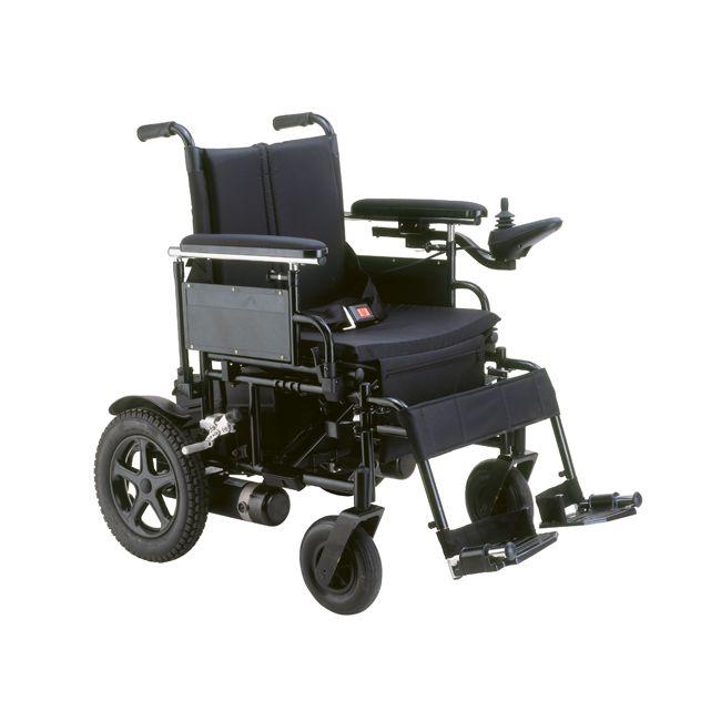 cheapest folding power wheelchair
