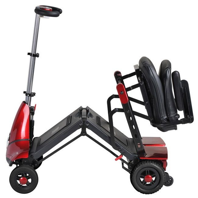 Mobie folding mobility scooter for sale lowest prices for Motorized wheelchair for sale