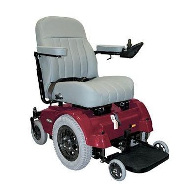 Boss 4 5 power wheelchair for sale lowest prices tax for Motorized wheelchair for sale
